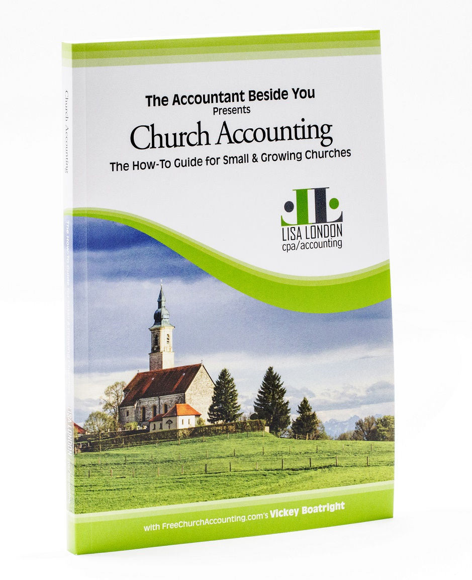 Church Accounting How To Book