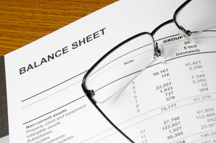 Examine your Balance Sheet for bookkeeper errors.