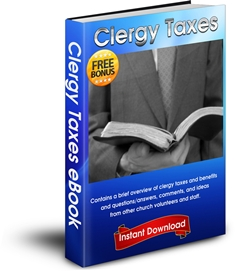 Printables Clergy Housing Allowance Worksheet housing allowance worksheet precommunity printables worksheets purchase ebook package clergy minister tax guide
