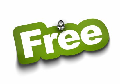 Freebies for your church or nonprofit