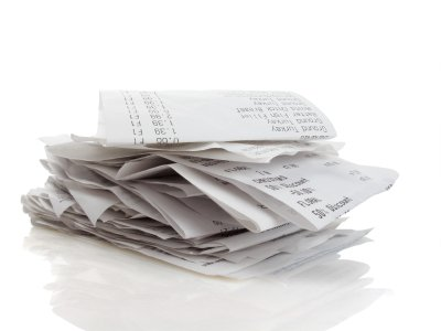 Unsubstantiated business expenses